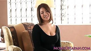 Asian, Ass to Mouth, Big Ass, Big Boobs, Blowjob, Close-up, Cumshot, Fucking, Mature, MILF