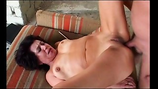 Anal, Blowjob, Cumshot, Daddy, Grannies, Mature, MILF, Old and young, Outdoor, Stepmom