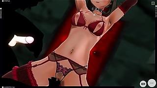 BDSM, Big Ass, Latina, Maid