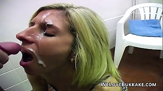 Amateur, Blowjob, Cumshot, Facial, Homemade