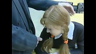 Russian, School, Teen