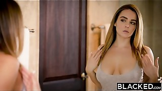 Big Boobs, Big Cock, Black and Ebony, Blowjob, Brunette, Creampie, Doggystyle, Gagging, Girlfriend