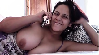 Big Ass, Big Boobs, Close-up, Gaping, Masturbation, Mature, MILF, Pissing, POV, Stepmom