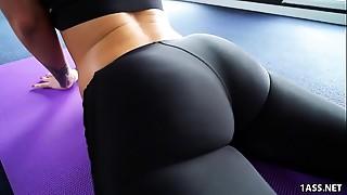 Big Ass, Big Cock, Yoga
