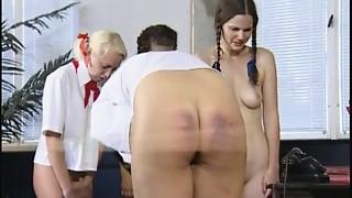 BDSM, Czech, Spanking