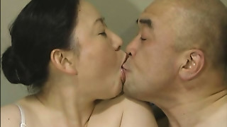 Asian, Fucking, Mature, MILF, Old and young