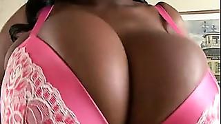 Big Boobs, Black and Ebony, POV, Sister