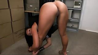 Big Ass, Big Boobs, Brunette, Casting, Flexible, Masturbation, Petite, Reality, Shaved, Teen